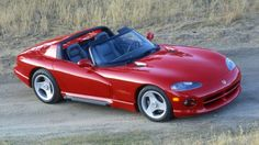 Dodge Viper R/T - niedoceniony muscle car