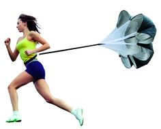 Running Resistance Umbrella Speed Training Equipment Explosive Force Endurance Track and Field Training Device Personal trainer Agility Training, Speed Training, Running Training, Training Equipment, Compression Clothing, Soccer Workouts, Cycling Workout, Workout Gear, Track And Field
