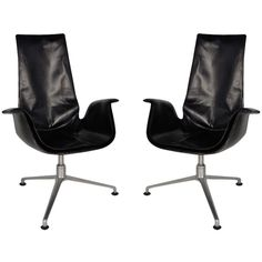 Fabricius & Kastholm pair of Bird chairs.  Danish  1964