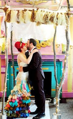 my feminist wedding