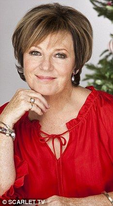Delia Smith, icon of British Cookery