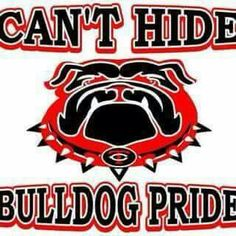 Can't hide Georgia Pride