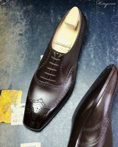 Marquess @marquess_shoemaker Picture courtesy of @marquess_shoemaker #bespokemakers