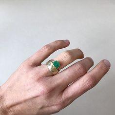 Emerald Jewelry, Diamond Jewelry, Jewelry Rings, Jewelry Accessories, Fine Jewelry, Jewellery, Diy Rings, Gold Jewelry, Jewelry Design