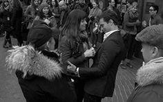 Filming Fifty Shades