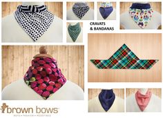 Making your grown up sons wear bibs doesn't sound that great an idea right? Then how do you prevent their clothes from staining or keep them stylish without the bibs? BANDANA BIBS!  In terms of usability Cravats & Bandanas can be flexibly used as Bandana Bibs. It's trendy & looks cute and stylish! Add this style element to complete any of your child's look. Shop for a variety of Cravats & Bandanas - Fun, Quirky, Reversible, Self Tie or Formal, from our website #KeepItStylish Mommies.