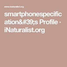 smartphonespecification's Profile ·  iNaturalist.org