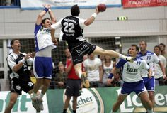 Handball - my sport! Soon I'll play again, I promise !