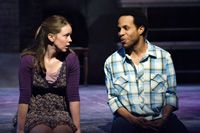 Bethany Anne Lind and Eugene Russell IV in our production of Our Town by Thornton Wilder for our 2009-2010 season at Kenny Leon's True Colors Theatre Company.