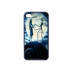 Jack Nightmare Before Christmas iPhone 4 Case Cover Merchanstore ($15) ❤ liked on Polyvore featuring accessories, tech accessories, phone cases, phones, electronics, iphone cases, iphone hard case, iphone cover case, apple iphone cases and slim iphone case