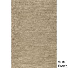 Momeni Sorrel Chevron Grey Reversible Indoor Hand Woven Rug