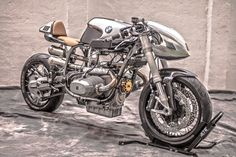 BMW Silver Bullet MK2 by XTR Pepo x Revival of the Machine