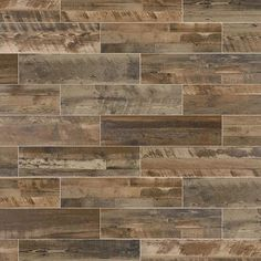 Preservation Petrified Gray PR26 Color Body Porcelain Wood Look Floor and Wall Tile