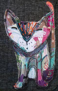 by Ula Buczkowska: Kolejny kot/ Cat. Again