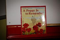 A great blog post that discusses talking to Kindergartens about Remembrance Day