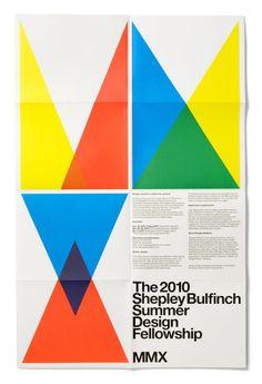 Shepley Bulfinch poster, 2010