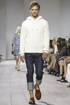 #MichaelKors Ready To Wear Spring Summer 2015 New York #NYFW