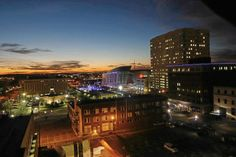 SEEN: Month of time-lapse photography captures downtown Tulsa - Tulsa World: SEEN