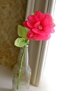 217 best paper flowers images on pinterest in 2018 papercraft sarahndipities fortunate handmade finds things to make tissue paper flowers mightylinksfo