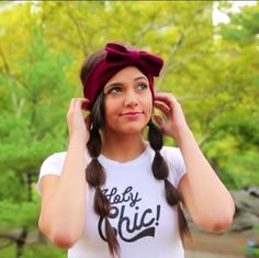 Bethany mota is awesome and I love her hair and outfits go check her out on YouTube