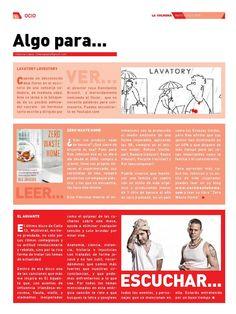 #ClippedOnIssuu from La Colmena Edición 21