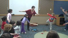 Storytime Yoga® for Kids: Going To See My Valentine Warm-Up