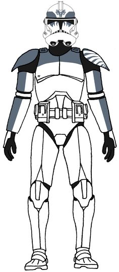 1000 Images About Clone Trooper Characters On Pinterest