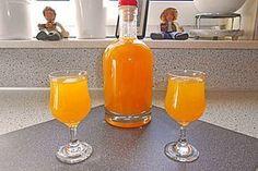Mandarinen - Rum Likör