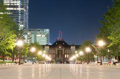 東京駅。 離れたところから。 #cooljapan #100tokyo #tokyophotography #tokyophoto