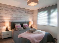 slaapkamers met steigerhout - Google Search