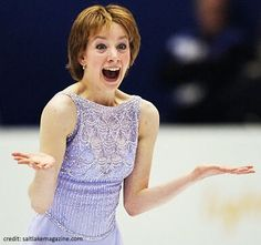 Twitter / NBCOlympics: The moment you know you nailed ...