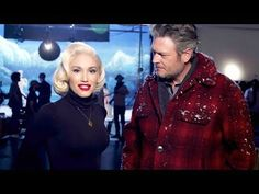 Gwen Stefani - You Make It Feel Like Christmas ft. Blake Shelton (Behind The Scenes) Blake Shelton Gwen Stefani, Blake Shelton And Gwen, Gwen Stefani And Blake, Country Christmas Music, Patagonia Better Sweater, Perfect Together, Cool Sweaters, Celebrity Couples, Feel Like