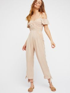 In The Moment Jumpsuit at Free People Clothing Boutique