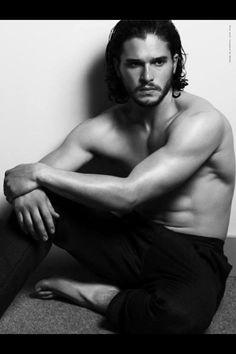 Jon Snow / Kit Harrington / Game of Thrones