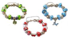 $100 OFF – Pandora-Inspired Charm Bracelet (3 Colors) – ONLY $19 Shipped!