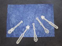 Image - Solange aime collectionner les fuseaux... - les dentellières de preignan - Skyrock.com