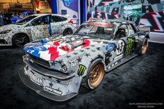 The SEMA Show is the ultimate annual car show, and SEMA 2017 did not disappoint! Here are the sweet street rides that caught my eye.