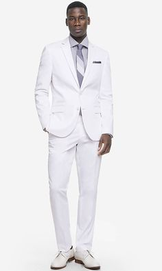mens white short suit - Google Search | All-White Gala — Men