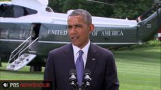 Watch President Obama discuss the advance of ISIL in Iraq