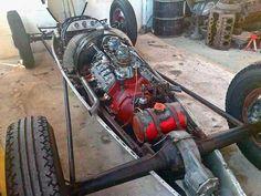 P51 Drop Fuel Tank Salt Lake Racer