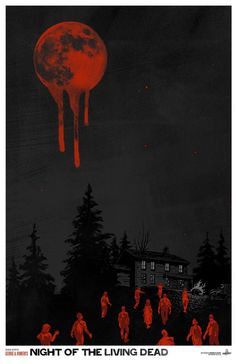 Night Of The Living Dead. By: Phantom City Creative
