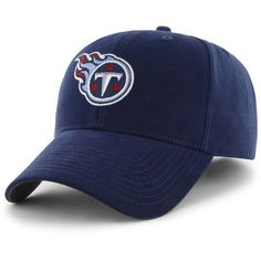 NFL Tennessee Titans Basic Cap   Hat - Fan Favorite d0b9fcd21