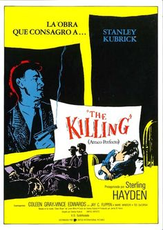 "Atraco perfecto (1956) ""The Killing"" de Stanley Kubrick - tt0049406"