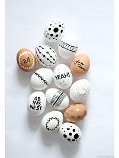 Bijna Pasen! Bij deze de leukste paas DIY's ❥