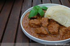 Goulash checo (Hovězí Guláš) | The Cooking Plan