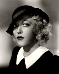 Marion Davies popular film comedienne and mistress of newspaper tycoon William Randolph Hearst.