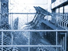 Deep-clean a funky-smelling dishwasher