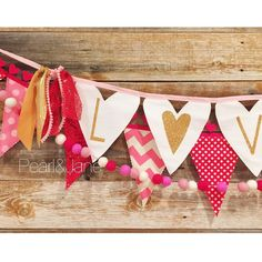 I am working on listing new Valentine's items tonight and hope to have them all listed soon!  Here is another sneak peek as I try to get all the details ready so they can be purchased! Thanks for all the messages and for being so patient. Stay tuned here - hope to have them up in a few hours  #pearlandjane by pearlandjane