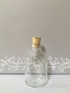 50 20ml Bitty Bottles Small Gl With Corks Empty Vials Jars Mini Message In A Bottle Bulk Celebrating Our Love