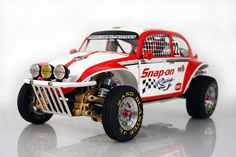 Sand Scorcher from Alloys showroom, The Snap-On Scorcher. Tamiyaclub the Vintage Tamiya and radio control Collectors website Rc Cars And Trucks, Vw Cars, Ferdinand Porsche, Motor Ap, Vw Baja Bug, Rc Buggy, Sand Rail, 4x4, Pt Cruiser